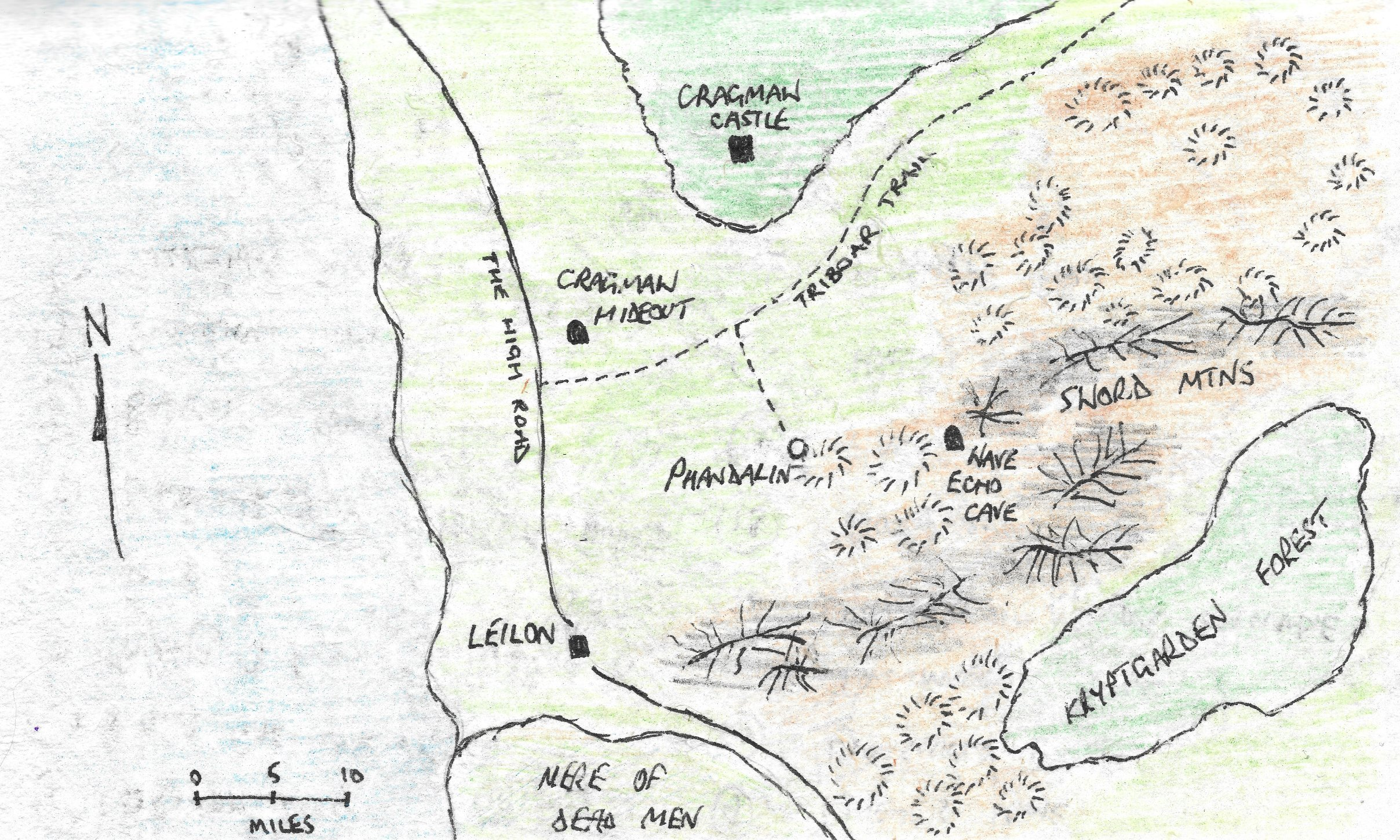 Phandelver | DnD5e info | The 5th Edition System Reference