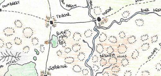Northern Dessarin Valley