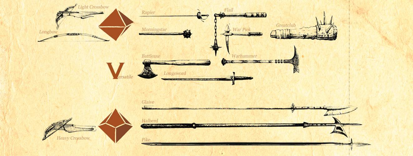 Day 28: Favourite Weapon