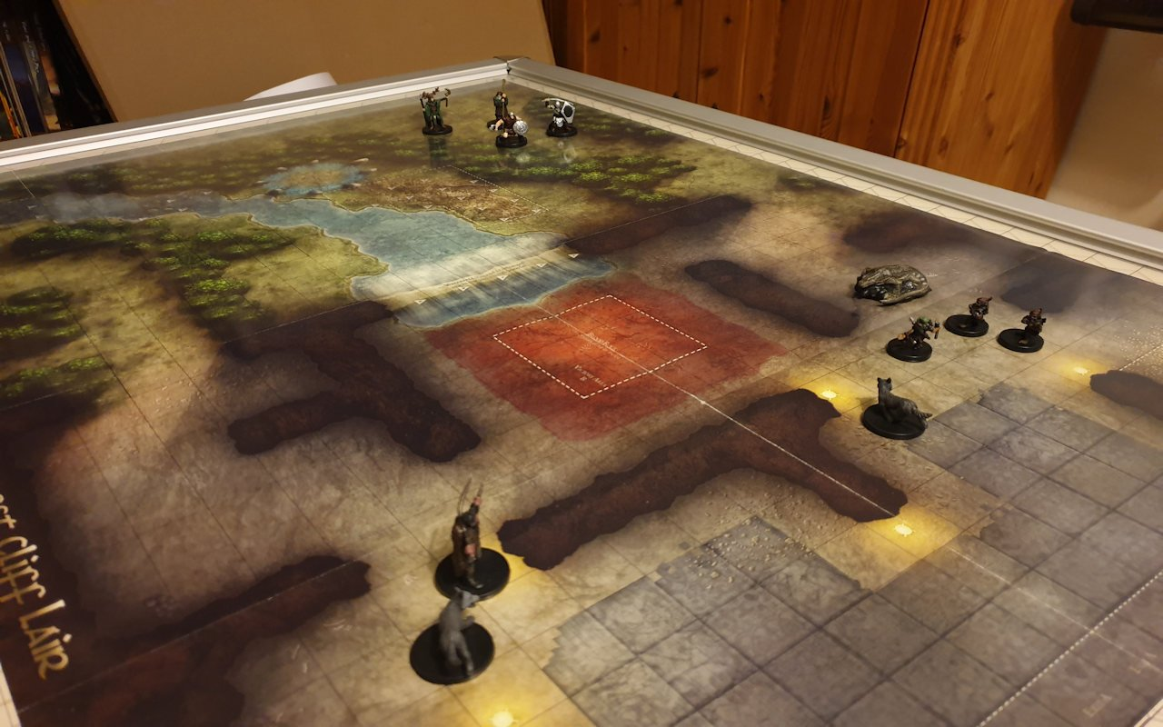 Gamerboard Review | DnD5e info | The 5th Edition System
