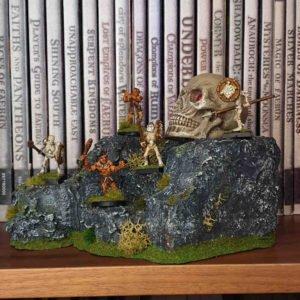 Homemade Terrain - Main Ruin 5